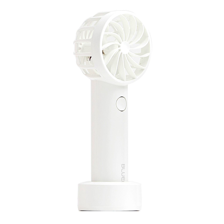 ポータブル扇風機 卓上扇風機 充電式 ホワイト